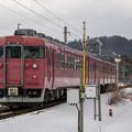 Photos: 七尾線 津幡駅~中津幡駅