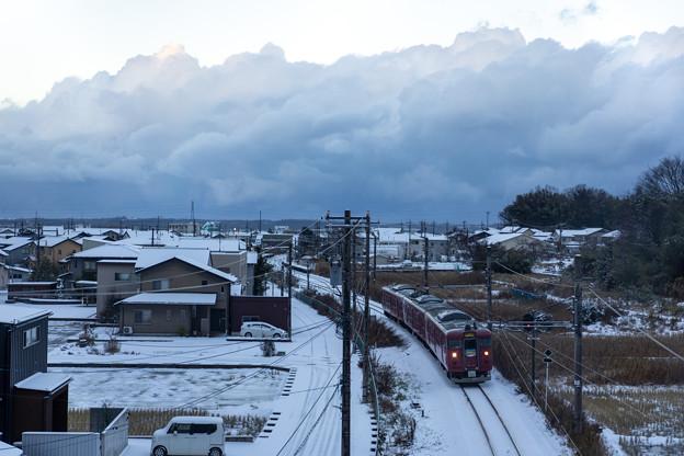 七尾線 本津幡駅