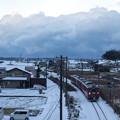 Photos: 七尾線 本津幡駅