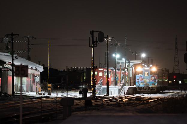 Photos: 氷見線 能町駅