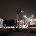 氷見線 能町駅