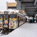 Photos: 城端線 新高岡駅