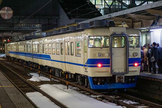 北陸本線 高岡駅