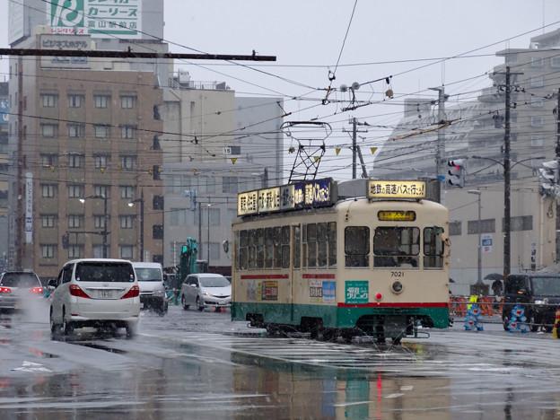 富山地鉄 富山駅前
