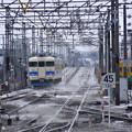 Photos: 北陸本線 魚津駅