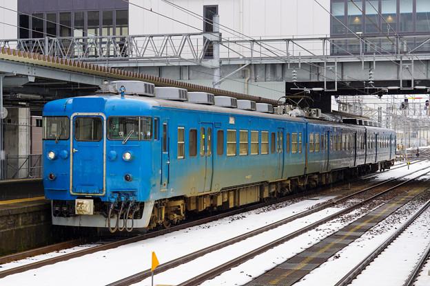 Photos: 北陸本線 糸魚川駅