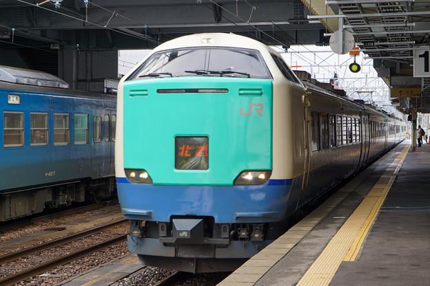 北陸本線 糸魚川駅