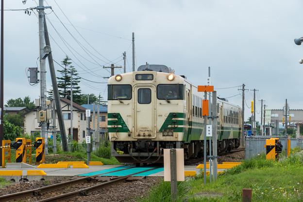 男鹿線 二田駅