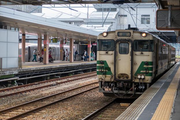 奥羽本線 秋田駅