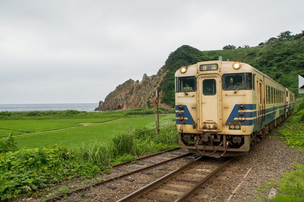 Photos: 五能線 追良瀬駅