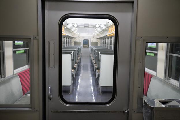 五能線 深浦駅~鯵ヶ沢駅間のどこか