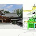 Photos: 寒川神社1