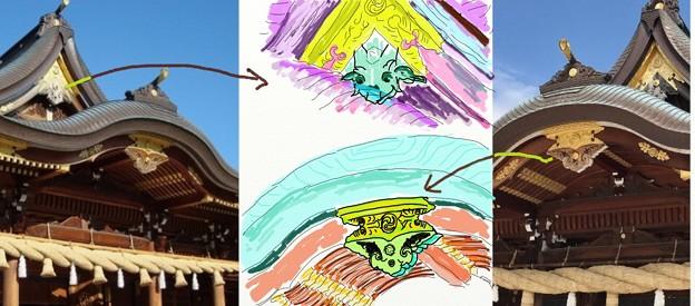 Photos: 寒川神社2