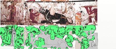 エジプト壁画2
