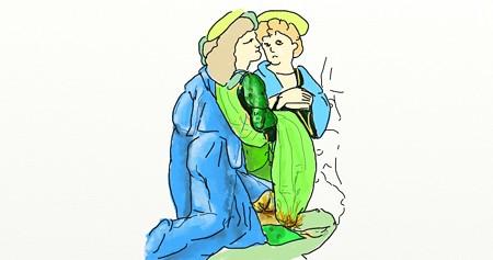 ダヴィンチ洗礼6