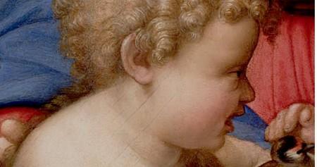 ラファエロひわの聖母5