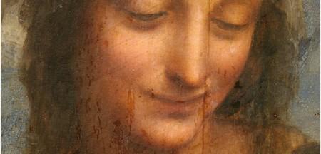 ダヴィンチ聖アンナと聖母子7