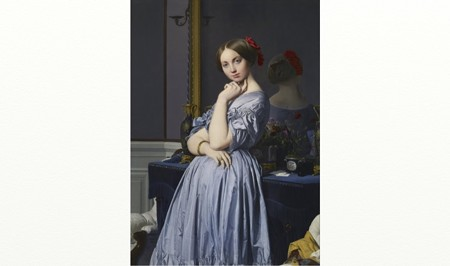 アングル伯爵夫人1
