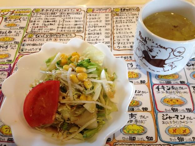 Photos: カレーハウス じゃがいも 大里店(甲府市堀之内町)