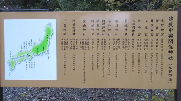 吉野神宮(奈良県吉野町吉野山)建武中興関係神社