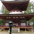 写真: 高野山壇上伽藍(高野町)東塔