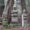 高野山金剛峯寺 奥の院(高野町)三州久貝家墓所