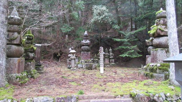高野山金剛峯寺 奥の院(高野町)上州館林榊原康政墓