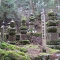 Photos: 高野山金剛峯寺 奥の院(高野町)信州高遠内藤家墓所