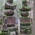 Photos: 高野山金剛峯寺 奥の院(高野町)遠州掛川北條家墓所