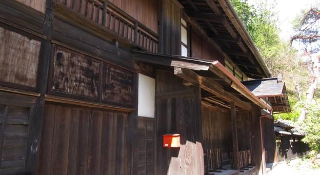 栃本関跡(秩父市大滝)