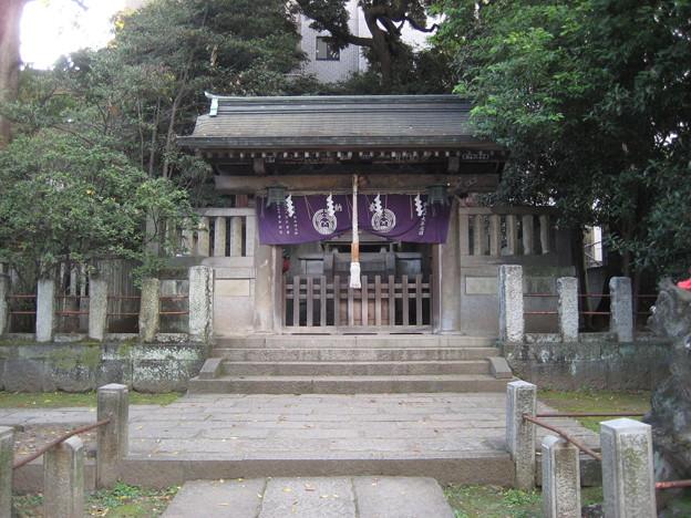 根津神社(文京区根津)駒込稲荷