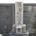 写真: 本行寺(荒川区)永井岩之丞夫妻墓