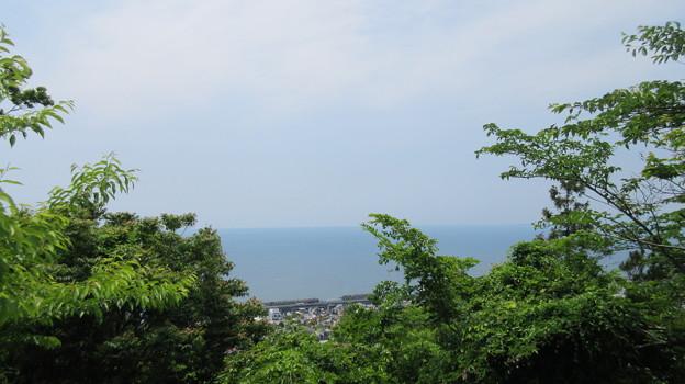 蒲原城(清水区)本郭より