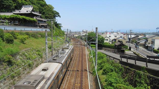 清見寺(清水区)東海道本線