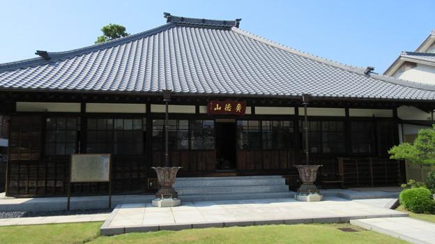 高源寺(清水区)本堂
