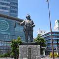 Photos: 徳川家康像(静岡駅前)