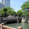 駿府城(葵区)三の丸堀