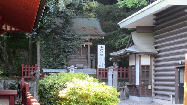 駿河国総社 浅間神社(静岡市葵区)玉鉾神社