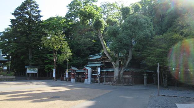 駿河国総社 浅間神社(静岡市葵区)八千戈神社