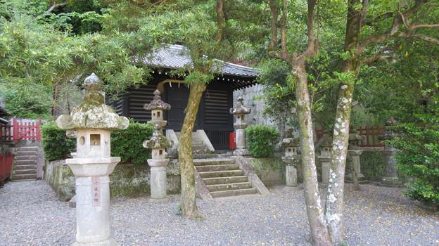 駿河国総社 浅間神社(静岡市葵区)宝蔵
