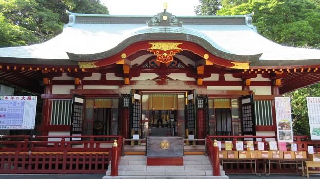 駿河国総社 浅間神社(静岡市葵区)大歳御祖神社