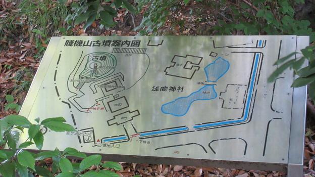 駿河国総社 浅間神社(静岡市葵区)賎機山古墳(3号墳)