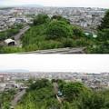 持船城(駿河区)浅間山砦