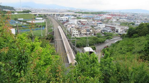 持船城(駿河区)東海道新幹線