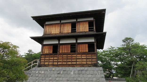田中城下屋敷(藤枝市)本丸櫓