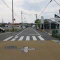 Photos: 田中城(藤枝市)松原木戸