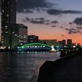 Photos: 11.12.18.勝鬨橋(中央区築地7丁目)