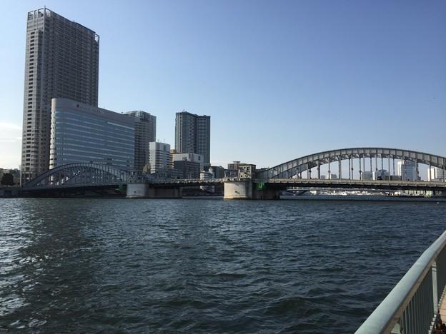 17.02.17.勝鬨橋・隅田川(中央区築地6丁目)