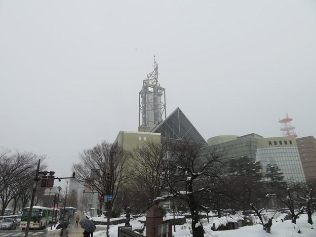 富山市役所展望塔(富山県)