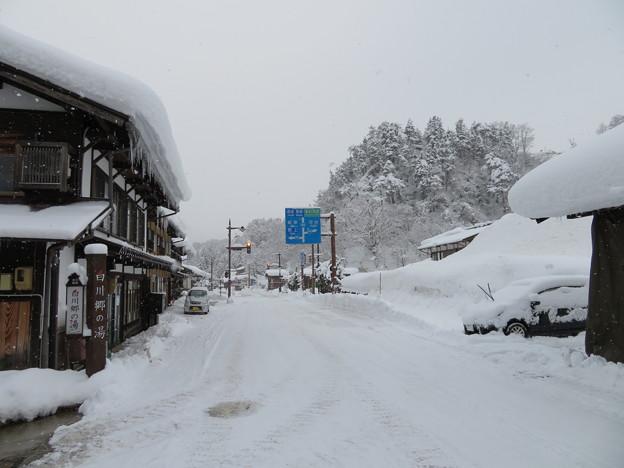 白川郷(岐阜県白川村)